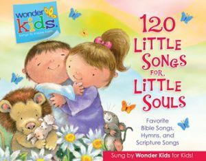 120 Little Songs for Little Souls (4-CD)