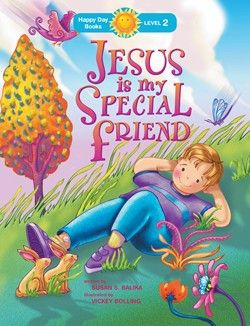 Jesus is My Special Friend