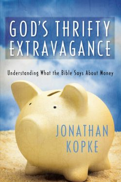 God's Thrifty Extravagance